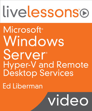 Microsoft Windows Server Hyper-V and Remote Desktop Services