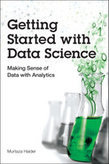 Cover of Getting Started with Data Science: Making Sense of Data with Analytics