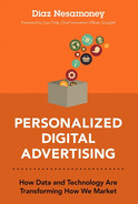 Cover of Personalized Digital Advertising: How Data and Technology Are Transforming How We Market