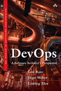 Cover of DevOps: A Software Architect's Perspective