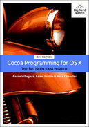 Cover of Cocoa Programming for OS X: The Big Nerd Ranch Guide