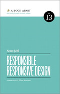 Cover of Responsible Responsive Design