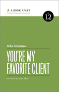Book cover for You're My Favorite Client