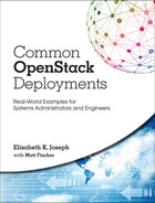 Cover of Common OpenStack Deployments: Real-World Examples for Systems Administrators and Engineers