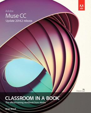 Adobe Muse CC Classroom in a Book Update (2014.2 release)