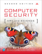 Cover of Computer Security Art and Science, Second Edition