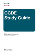 Cover of CCDE Study Guide