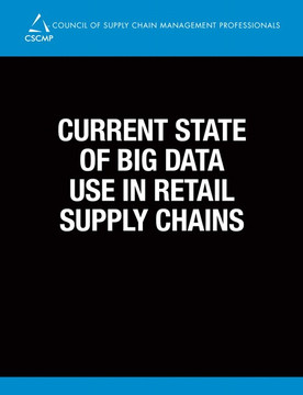 Current State of Big Data Use in Retail Supply Chains
