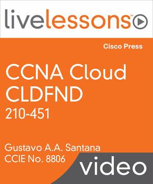 Cisco CCNA Cloud CLDFND 210-451