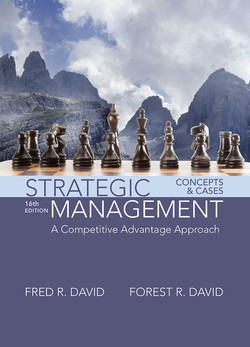 Strategic Management: A Competitive Advantage Approach, Concepts and Cases, 16/e
