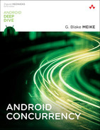 Cover of Android™ Concurrency
