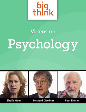 Big Think Videos on Psychology