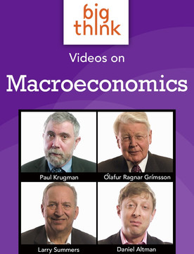 Big Think Videos on Macroeconomics