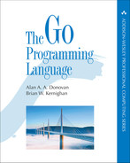 Cover of The Go Programming Language