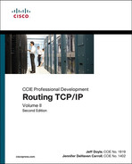 Cover of Routing TCP/IP, Volume II: CCIE Professional Development, Second Edition