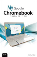 Cover of My Google Chromebook, Third Edition