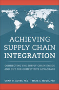 Cover of Achieving Supply Chain Integration: Connecting the Supply Chain Inside and Out for Competitive Advantage