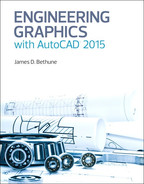 Engineering Graphics with AutoCAD® 2015 [Book]