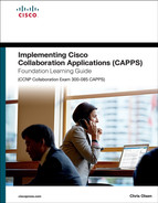 Cover of Implementing Cisco Collaboration Applications (CAPPS) Foundation Learning Guide (CCNP Collaboration Exam 300-085 CAPPS)