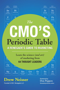 The CMO's Periodic Table: A Renegade's Guide to Marketing