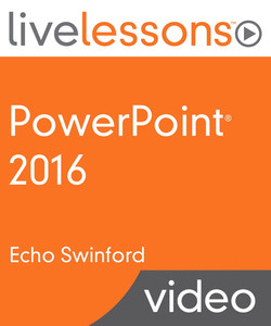 PowerPoint 2016 LiveLessons