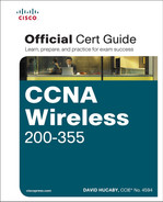 Cover of CCNA Wireless 200-355 Official Cert Guide