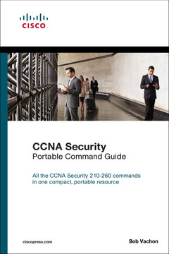 CCNA Security (210-260) Portable Command Guide, Second Edition
