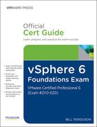 Cover of vSphere 6 Foundations Exam Official Cert Guide (Exam #2V0-620): VMware® Certified Professional 6