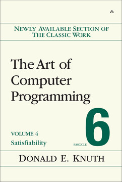 The Art of Computer Programming: Satisfiability, Volume 4, Fascicle 6