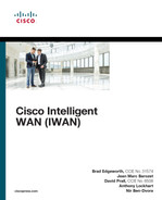 Cover of Cisco Intelligent WAN (IWAN)