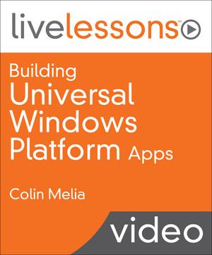 Building Universal Windows Platforms Apps