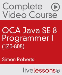 OCA Java SE 8 Programmer I (1Z0-808)