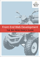 Cover of Front-End Web Development: The Big Nerd Ranch Guide