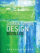 Cover of Domain-Driven Design Distilled