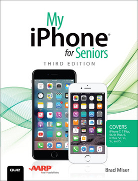 My iPhone® for Seniors
