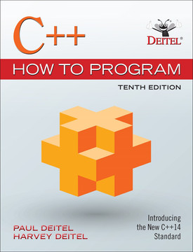 C++ How to Program, 10/e