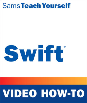 Swift Video How-To, 1/e