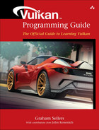 Cover of Vulkan™ Programming Guide