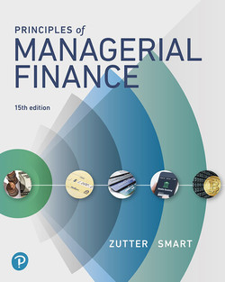 Principles of Managerial Finance, 15/e