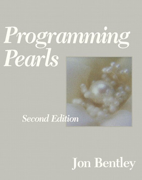 Programming Pearls, Second Edition