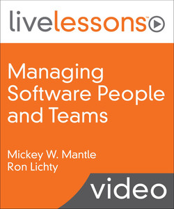 Managing Software People and Teams LiveLessons