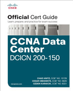 Cover of CCNA Data Center DCICN 200-150 Official Cert Guide