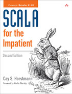 Cover of Scala for the Impatient, Second Edition