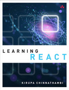 Cover of Learning React
