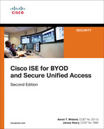 Cover of Cisco ISE for BYOD and Secure Unified Access, 2nd Edition