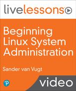 Beginning Linux System Administration