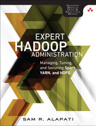Cover of Expert Hadoop® Administration
