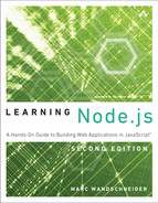 Cover of Learning Node.js, Second Edition