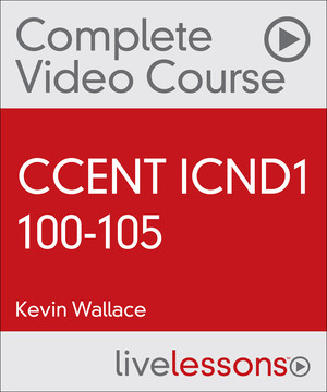 CCENT ICND1 100-105