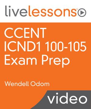 CCENT ICND1 100-105 Exam Prep